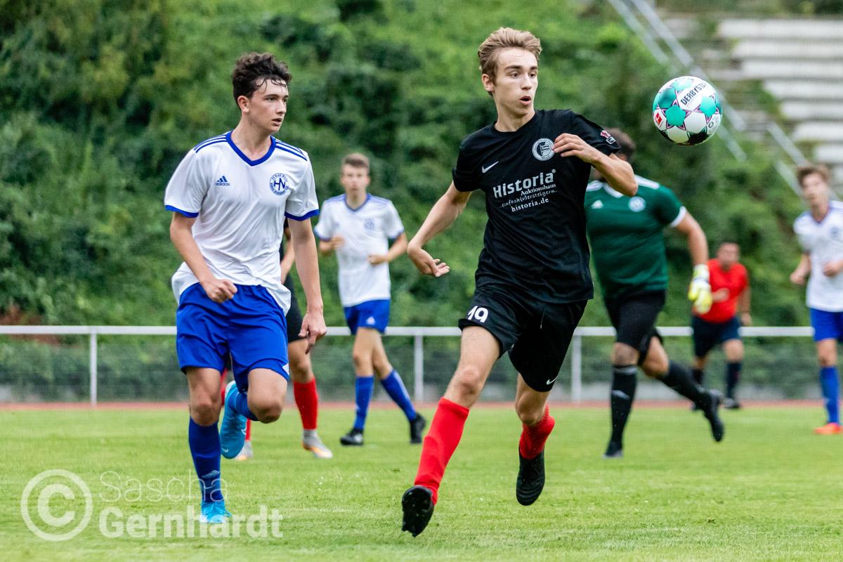 Fußball Hohen Neuendorf