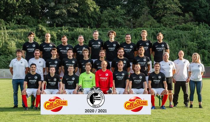 BSV 92 - 1. Herren 2020/2021